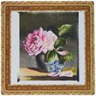 3dRose Image of Victorian Cabbage Rose Painting Mouse Pad, 8