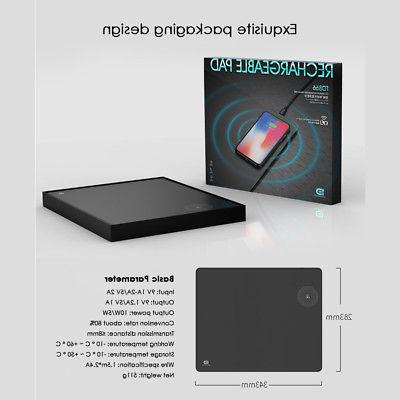 For 2 1 Wireless Mousepad