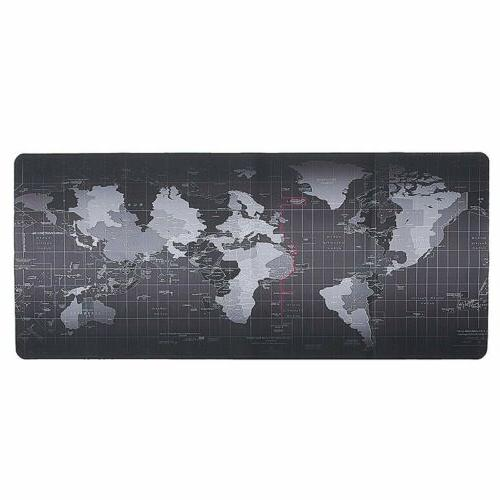 800*300*2MM Anti-Slip Rubber Map Office Game Pad Mat Size
