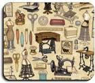 Art Plates brand Mouse Pad - Sewing Supplies