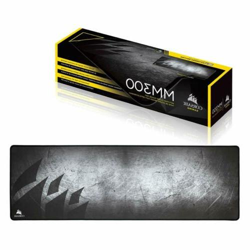 CORSAIR MM300 - Anti-Fray Cloth Gaming Mouse Pad - High-Perf
