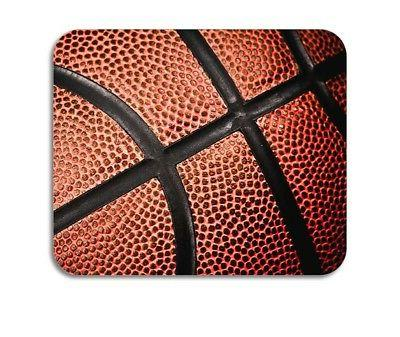 "CUSTOM Mouse Pad 1/4"" - Basketball Photo - Ships from USA"