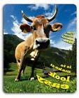 Cows - Easy Life Cow Philosophy Mouse Pad Mat  #89262