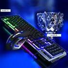 Ergonomic 4000DPI Optical LED Backlight Wired USB Gaming Key