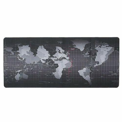 700x300mm Large World Map Gaming Mat For 2mm