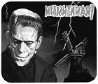 "FRANKENSTEIN MOUSE PAD 1/4"" NOVELTY MOUSEPAD"