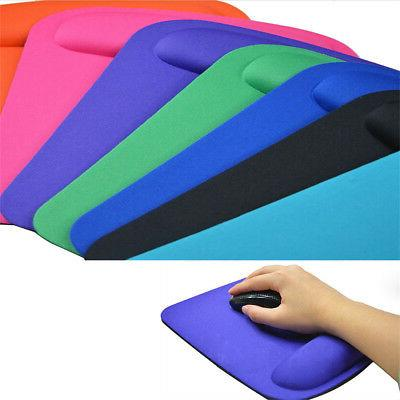 Gel Wrist Rest Support Game Mouse Mice Mat Pad for Computer