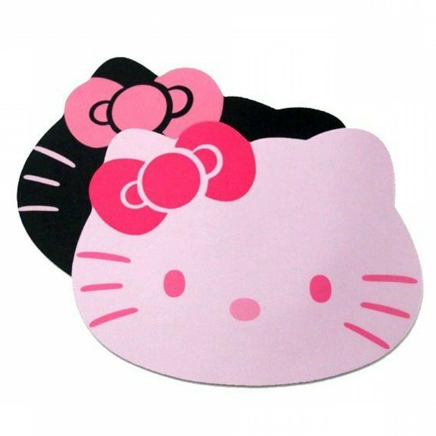 Hello Kitty Styling Mouse Pad For Computer PC Laptop Non Sli