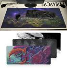 Comfortable Gaming Mouse Pad Waterproof Mat Non Slip Rubber