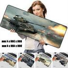 Master World Of Tanks Computer Mousepad Large Size Extended