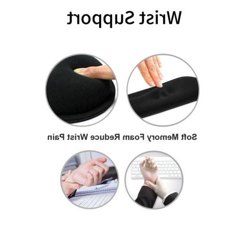 Memory Gel Mouse Wrist with Wrist