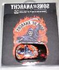 NEW Sons of Anarchy Wireless USB Mouse and Mouse Pad Samcro