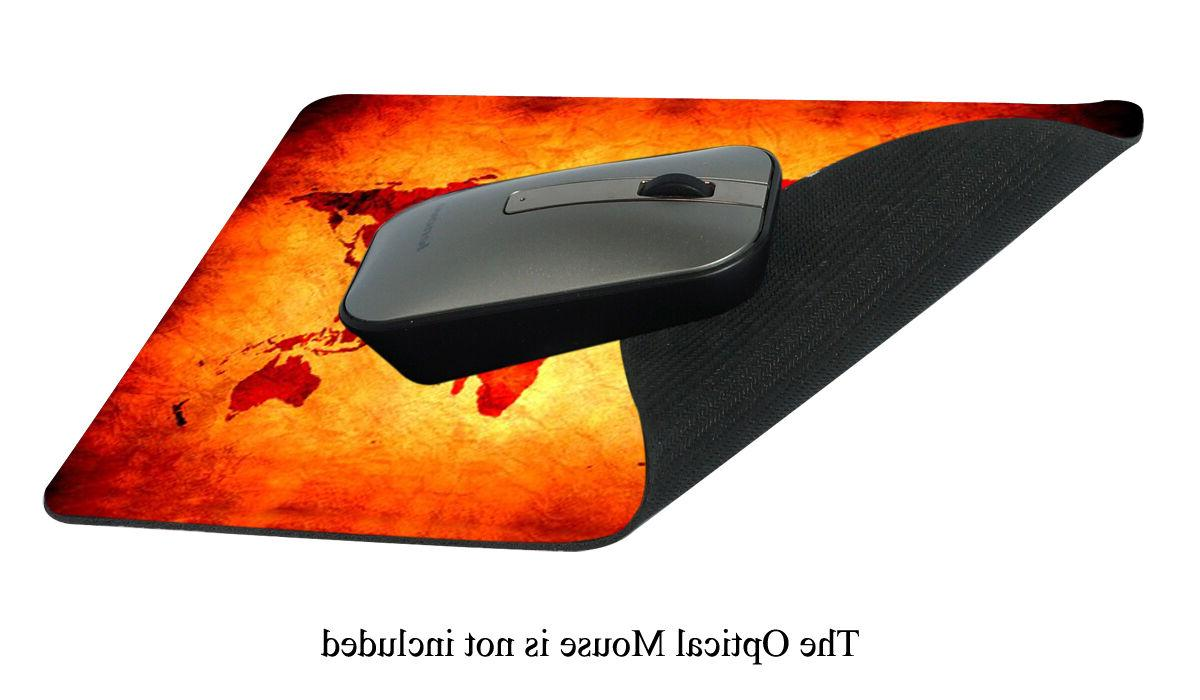 Soft Gaming Mouse Laptop PC MousePad x