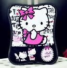 New Cute Black Hello Kitty Durable Mouse Pad Thin Comfort Wr