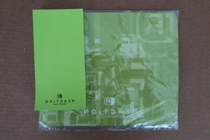 New Mouse Pad and Note Pad Kenneth Cole Reaction - Green