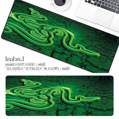 New Extended Mouse Pad- 700*300mm