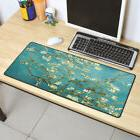 Office Gaming Retro Country Mouse Pad 70*30CM Desktop Keyboa