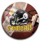 Pittsburgh Steelers Round Mousepad Mouse Pad Great Gift Idea