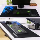 Plus Size Gaming Mouse Pad Locking Edge Rubber Mouse Mat For