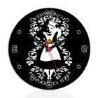 Princess Alice In Wonderland Lovely Wall Clock Home Office R
