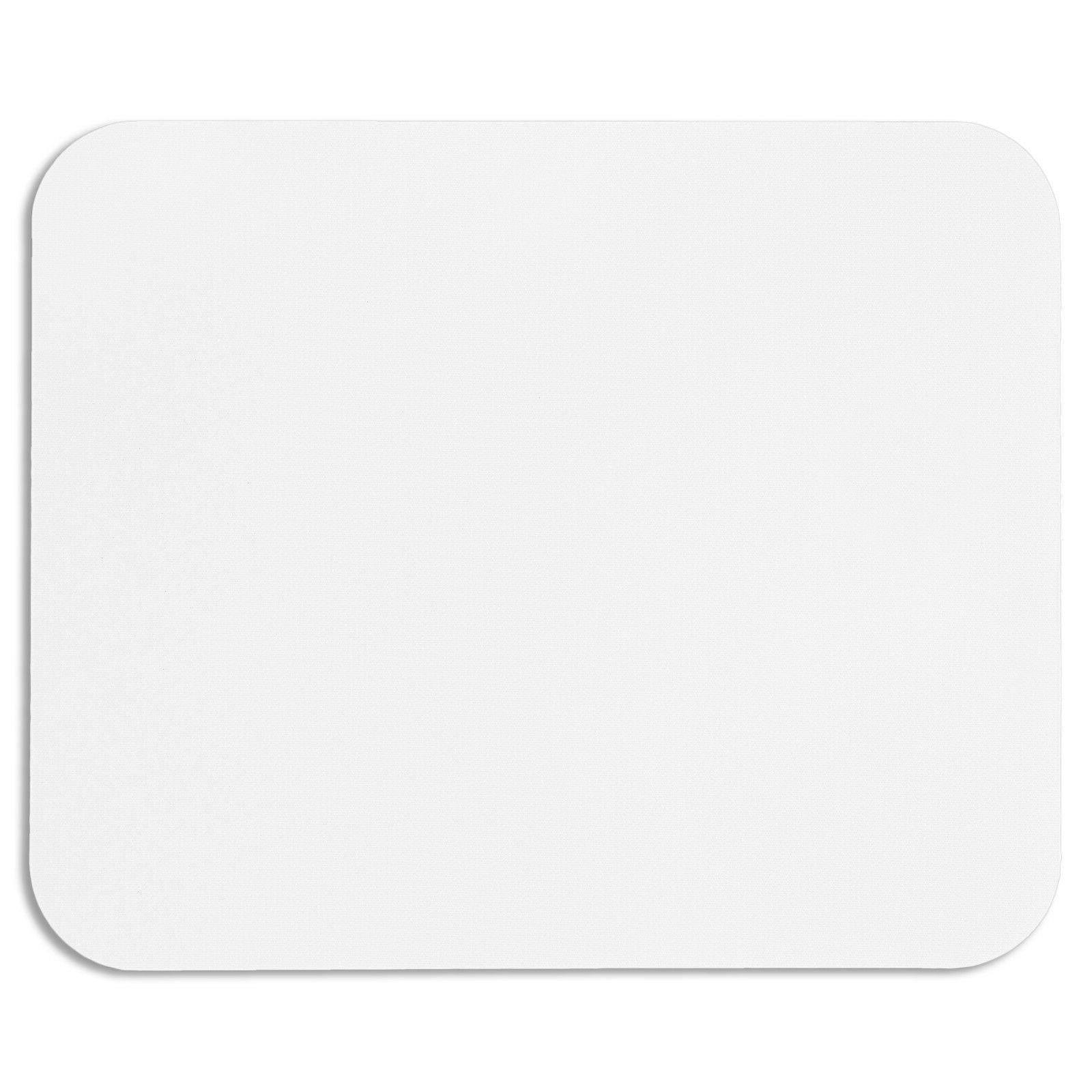 standard mouse pad white