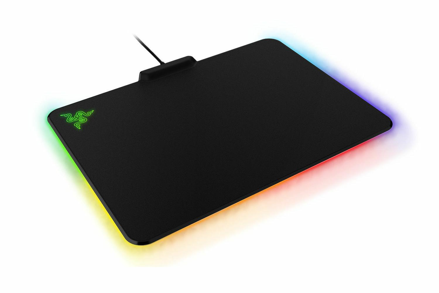 Razer Firefly Chroma Custom Lighting Cloth Gaming Mouse Pad