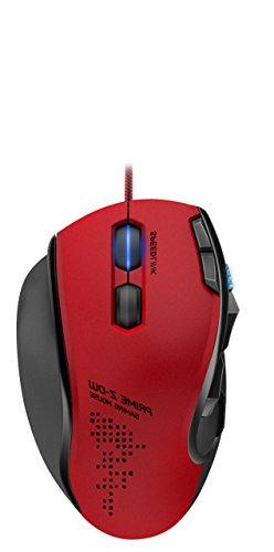 SPEEDLINK PRIME Z-DW Customizable Optical Gaming Mouse with