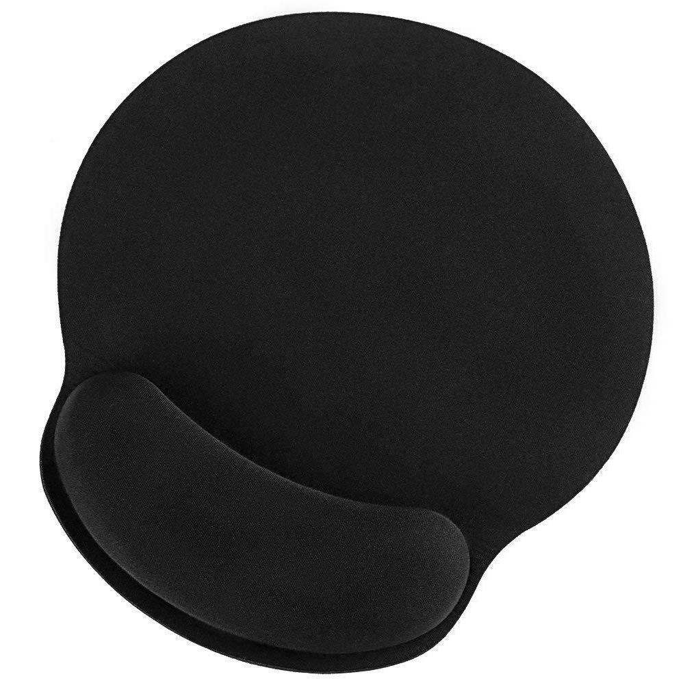 Soft Memory Foam Mouse Pad with Wrist Rest Support Mat for G