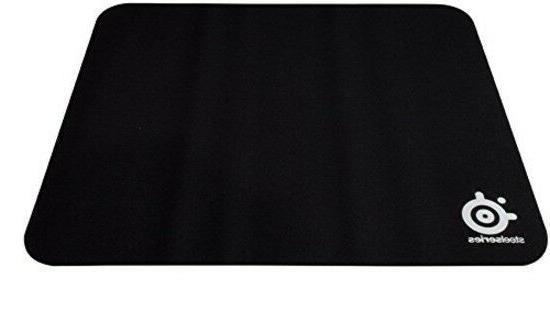 SteelSeries 63003 QcK+ Gaming Mouse Pad - Black