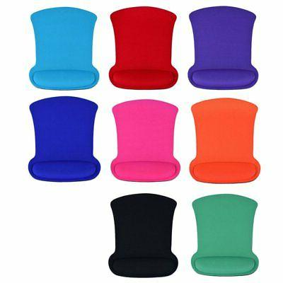 Anti Slip Gel Mouse Mat Pad With Rest Wrist Comfort Support
