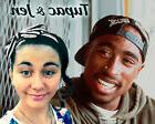 Your picture on a custom T shirt with Tupac Shakur Lesane Pa
