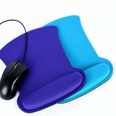 Anti Gel Rest Wrist Comfort Support Laptop