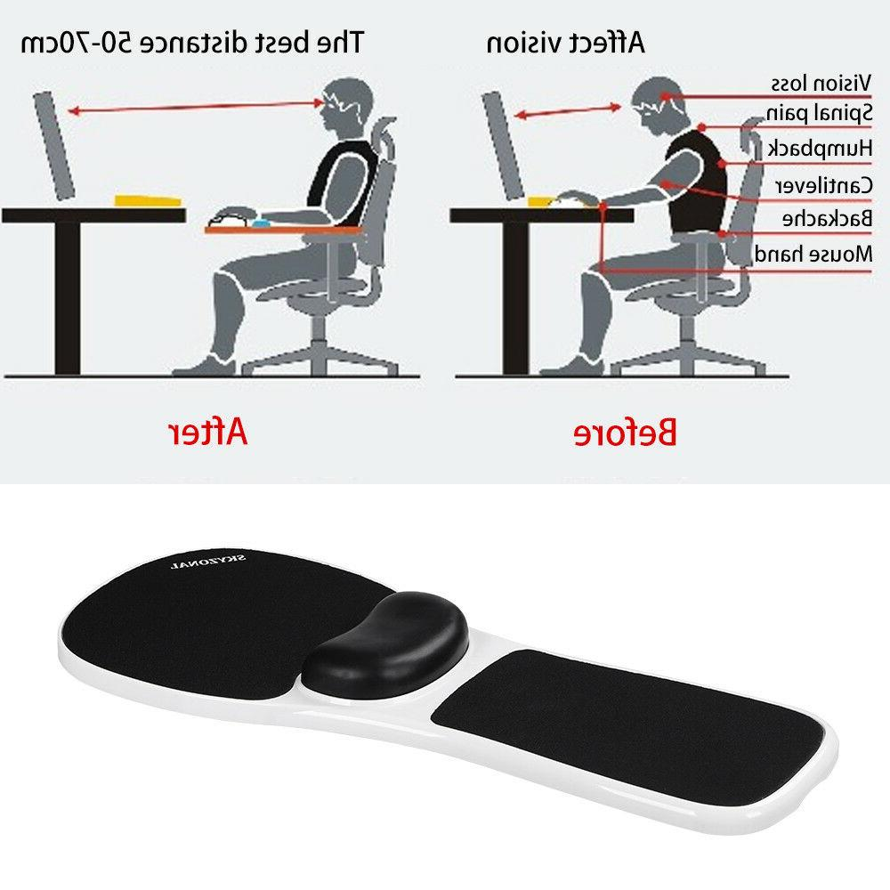 Easy Mouse Wrist Comfort Clamping