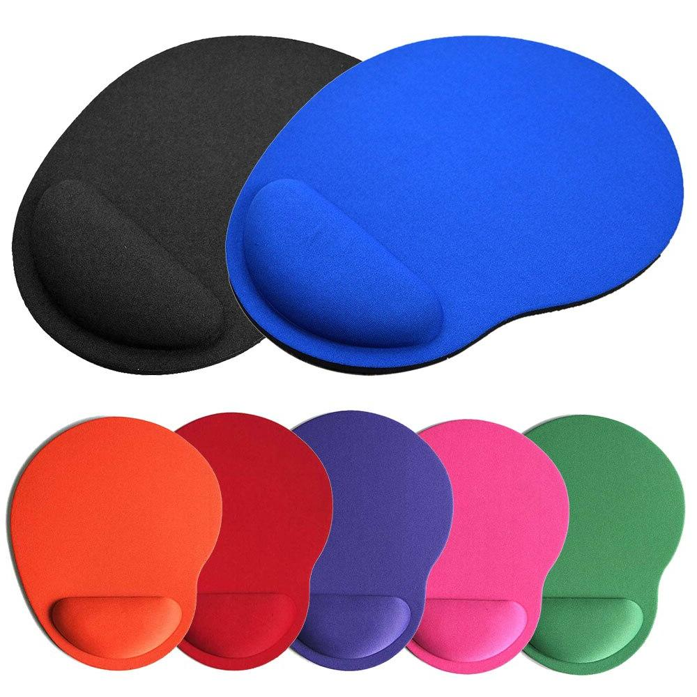 color PC Thicken <font><b>mouse</b></font> mat with wrist rest Gamer PC Computer for Office <font><b>Game</b></font> LOL