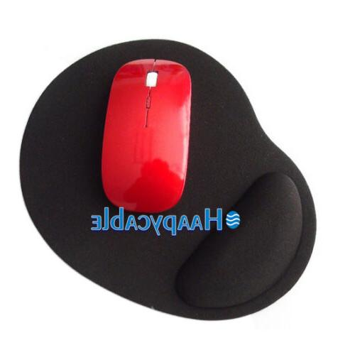 New Comfort Wrist Support Mat Soft Thin Wrist Rest Mouse Pad