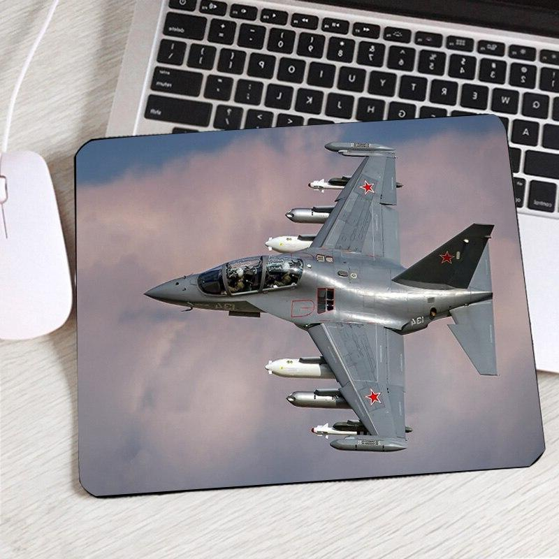 Creative Aircraft Game Mousepad Gamer <font><b>Mouse</b></font> <font><b>Pad</b></font> <font><b>Mouse</b></font> Speed