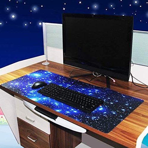 customized gaming mouse pad starry
