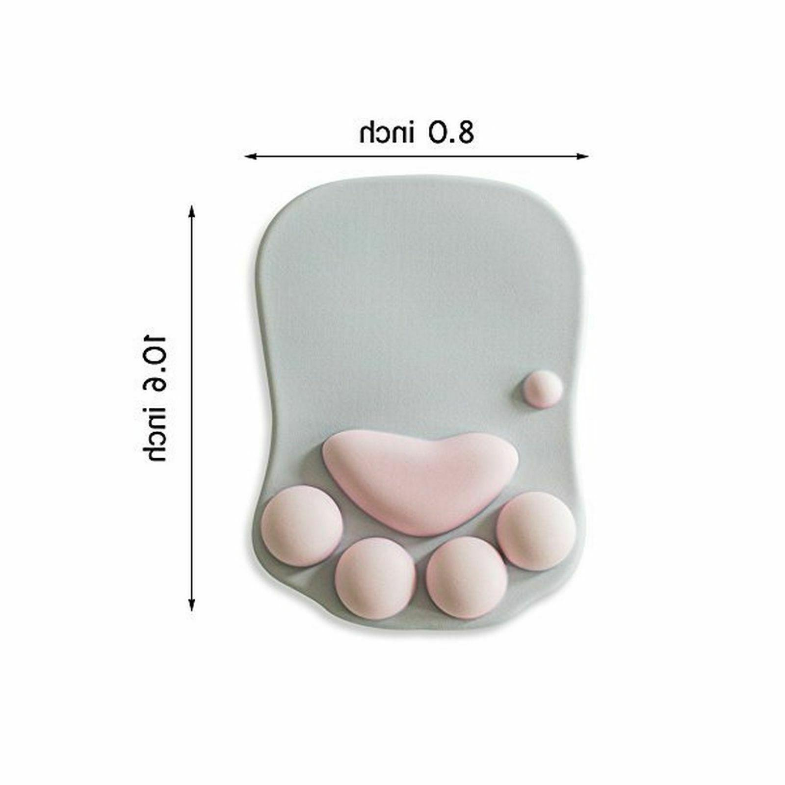Cute Silicone Rests Wrist Cushion Pad With Pink