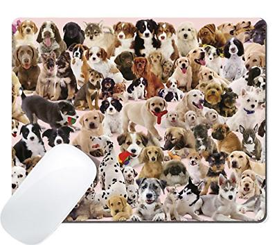 dogs galore mouse pad cute puppies pets