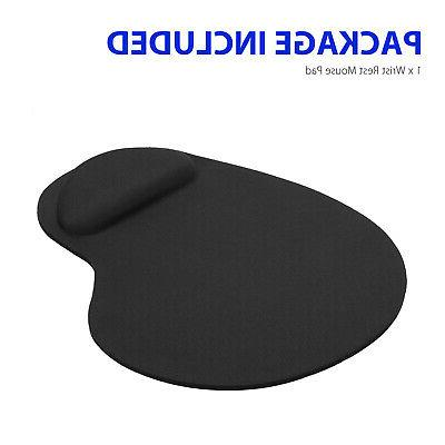 Ergonomic Mouse Mat Wrist Rest Support for Computer PC