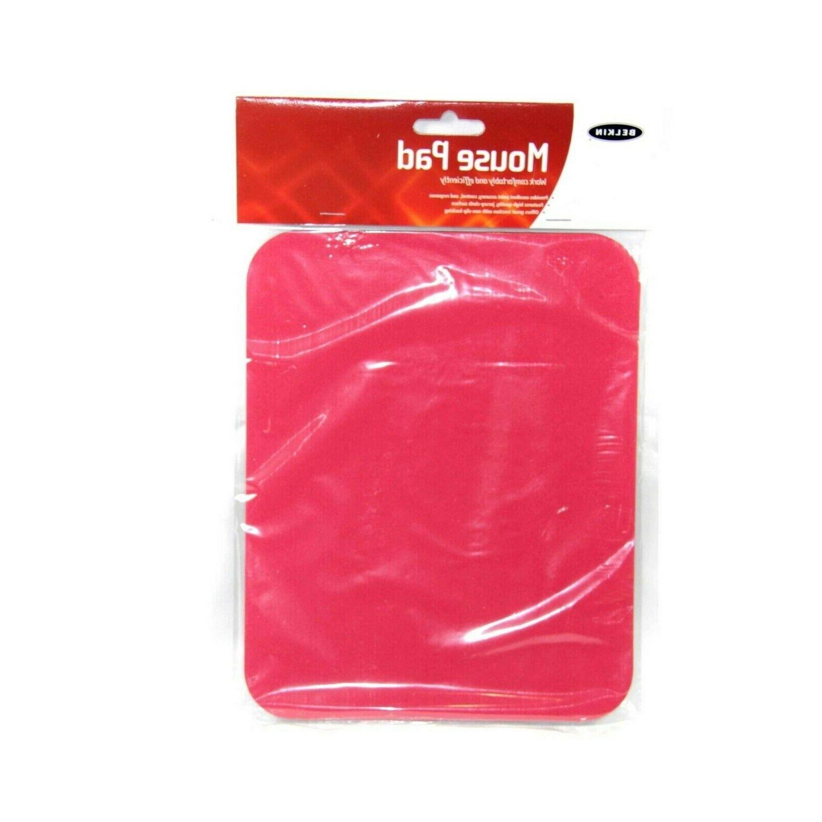 BELKIN F8E081-RED RED STANDARD MOUSE PAD