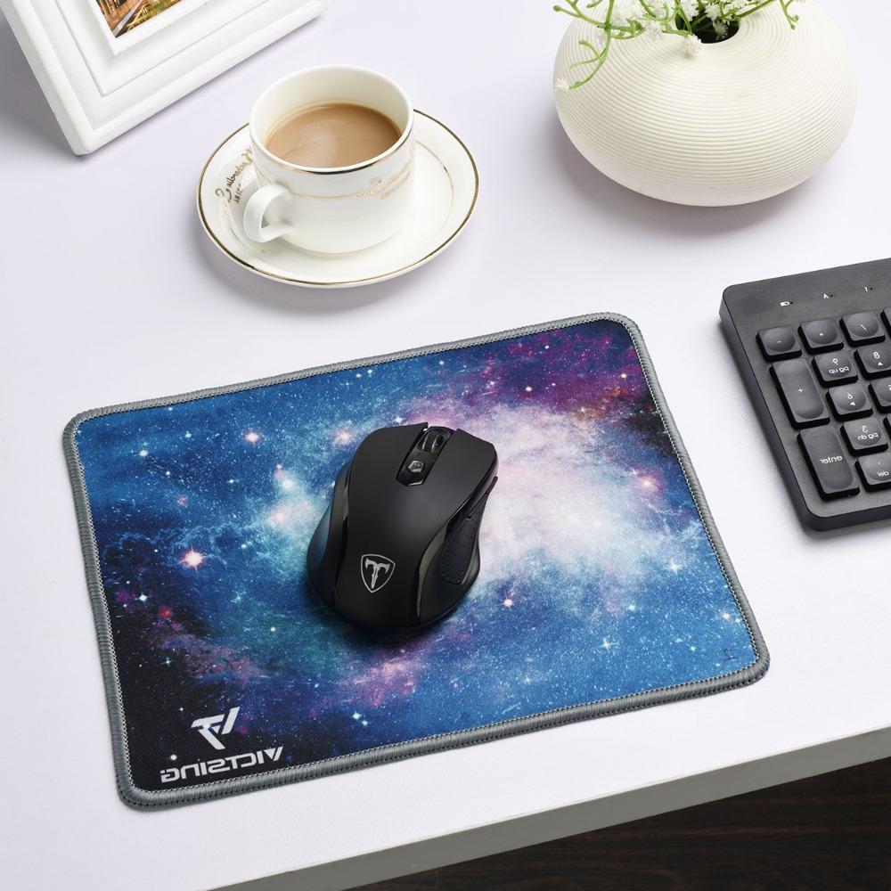 <font><b>VicTsing</b></font> Wireless <font><b>Mouse</b></font> <font><b>Pads</b></font> Rubber Anti-Slip <font><b>Mouse</b></font> Gaming <font><b>Mouse</b></font> Mats For 4