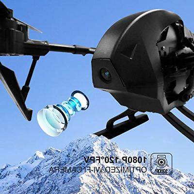 Live Video 1080P For Adults Beginners RC Quadcopter