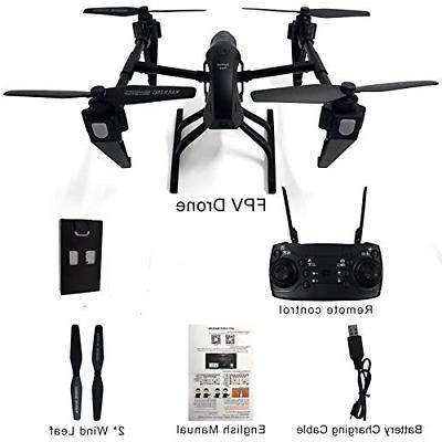 FPV Drone With Live For Adults RC Quadcopter