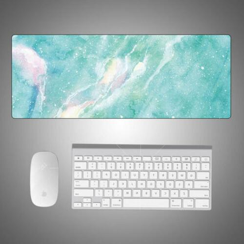 Extended Gaming Pad Extra Keyboard Mat 800MM X 300MM