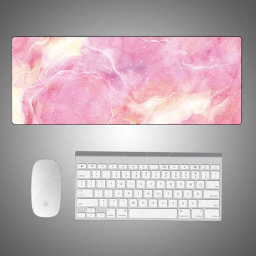 Galaxy Design Gaming Mouse Pad Large Desk Keyboard X 300MM