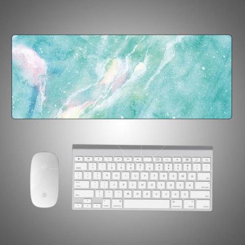 Galaxy Gaming Mouse Pad Desk X