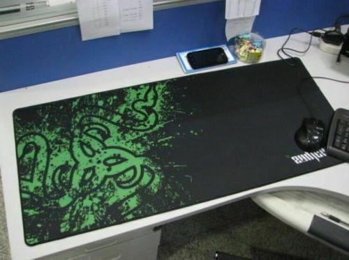Long Lasting Gaming Mouse Pad For USB Gaming Keyboard & Mous