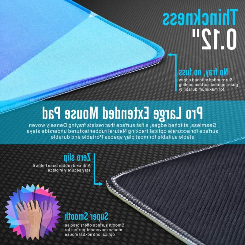 GDBT Mouse pad Large with Ultra for Long-