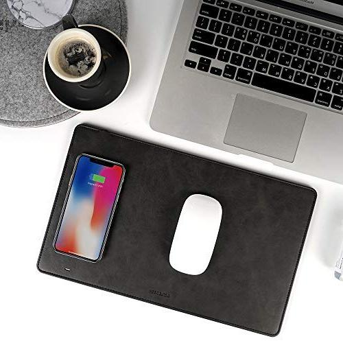 GAZEPAD Wireless Charging Mouse Pad for 8 S8 Plus